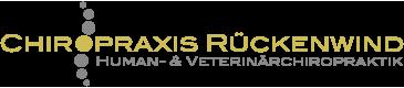 Chiropraxis Rückenwind Logo